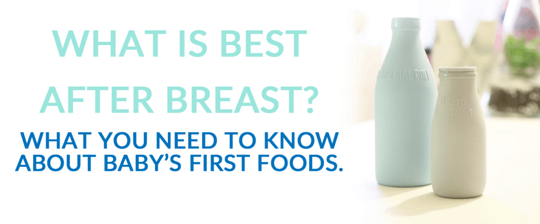 What Is Best After Breast?