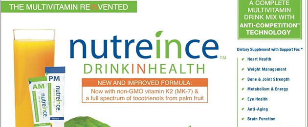 Announcing nutreince natural & holiday coupons.