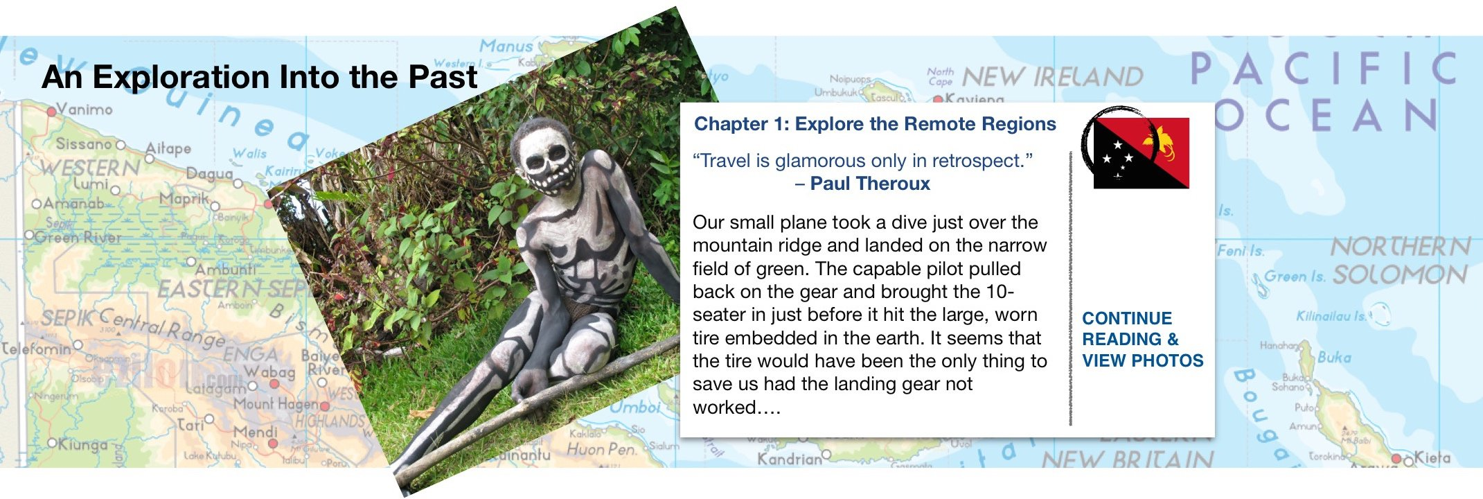 Chapter 1 Explore the remote regions