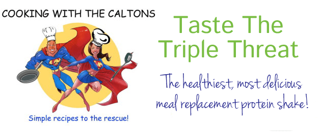 How To Make a Triple Threat Meal Replacement