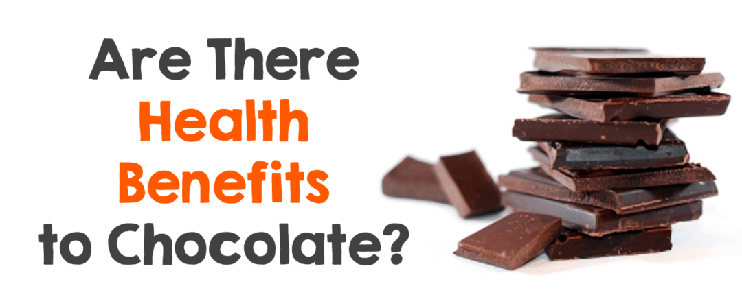Are There Health Benefits to Chocolate? (you'll love this recipe!)