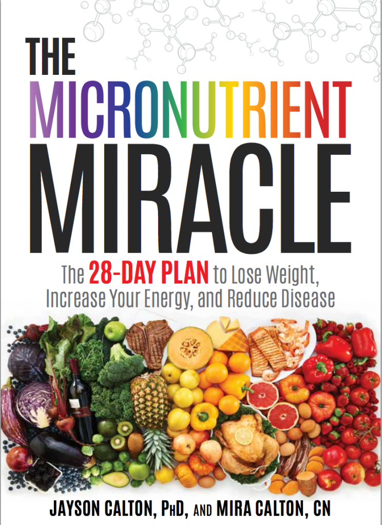 Micronutrient Miracle 28 Day Challenge