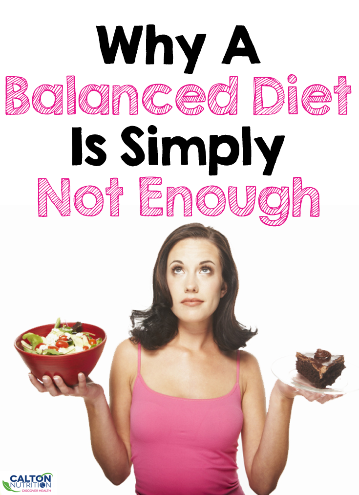 Why A Balanced Diet Is Simply Not Enough #MicronutrientMiracle