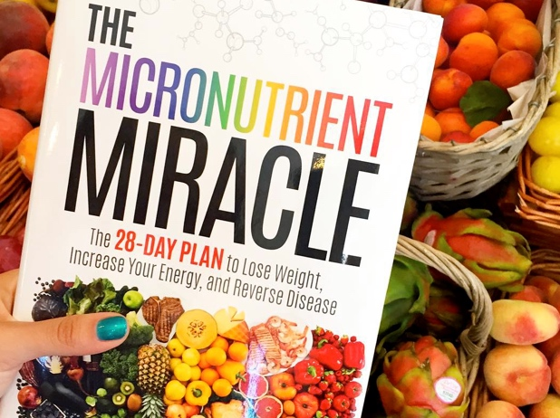 The 28-Day Micronutrient Miracle Plan