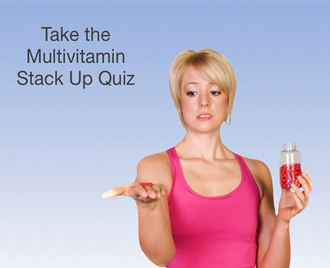 Take The Multivitamin Stack Up Quiz