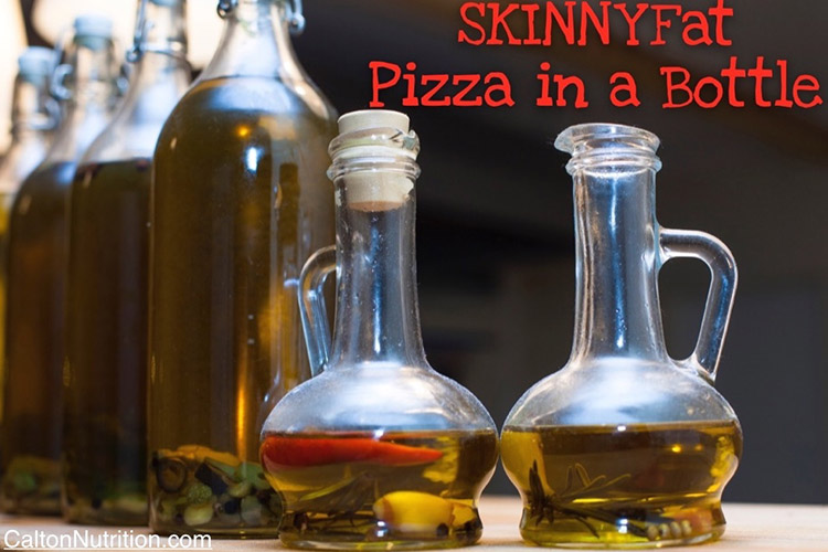 SkinnyFAT - Pizza in a bottle