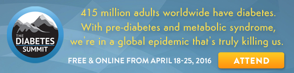 Diabetes World Summit 2016