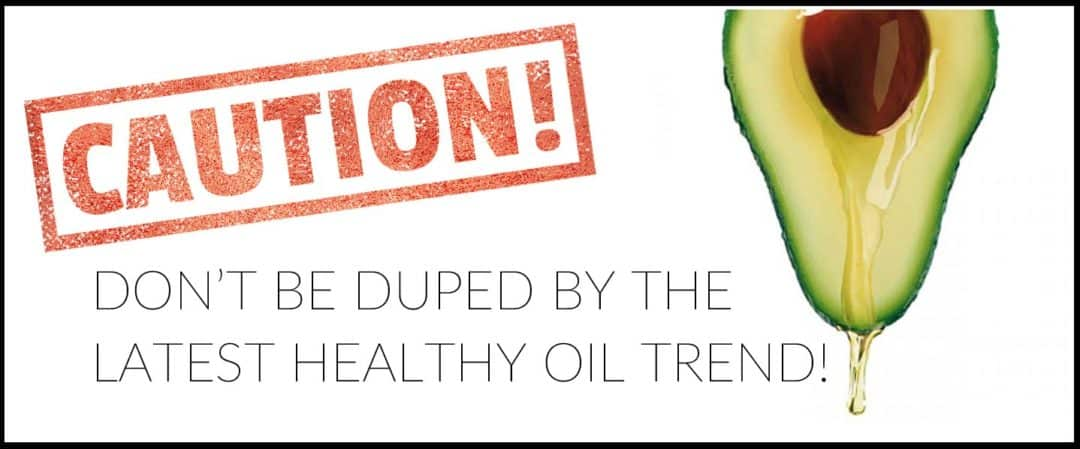 "Don't Be Duped by This ""Healthy"" Oil Trend"