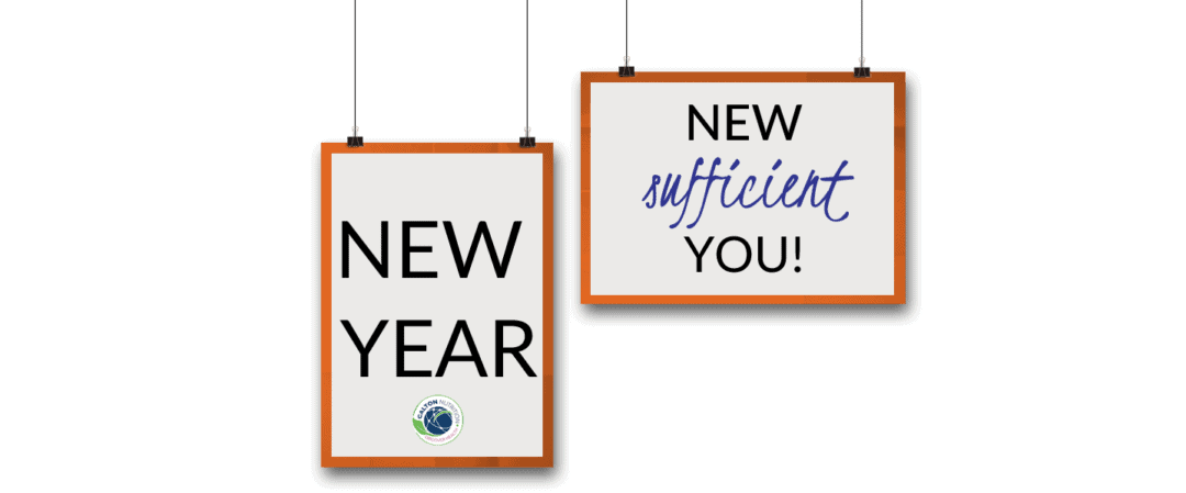 New Year – New SUFFICIENT you!