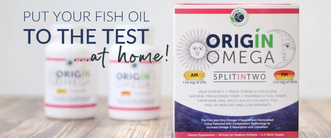 Put Your Fish Oil to This at Home Test