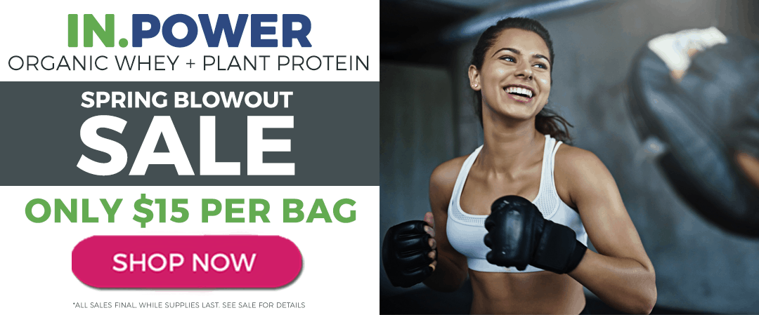 We're Shaking Up Protein With a Huge Customer Appreciation Sale!