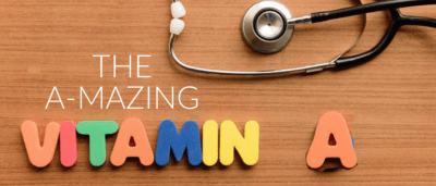 The A-mazing Vitamin A