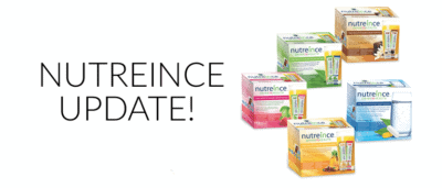 NUTREINCE updates are here!
