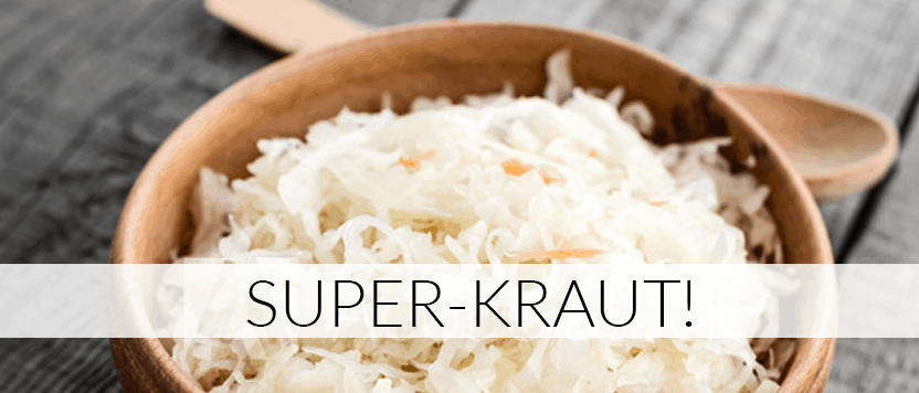 Super Kraut!