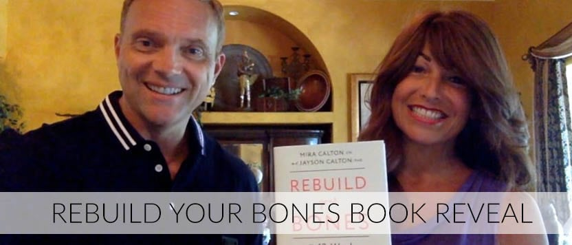 Rebuild Your Bones Book Reveal