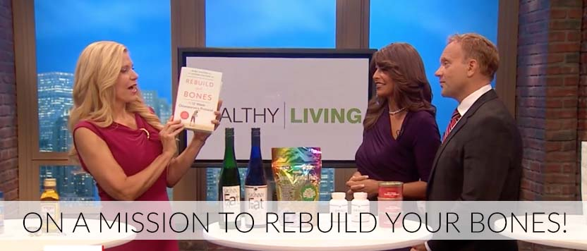 On a Mission to Rebuild Your Bones!
