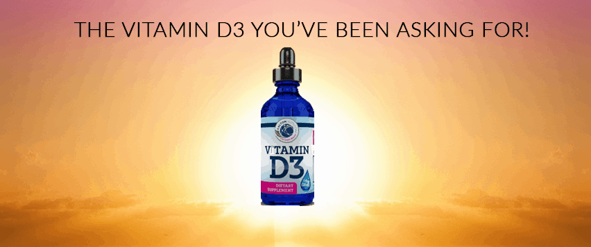 The Vitamin D3 you've been asking for…