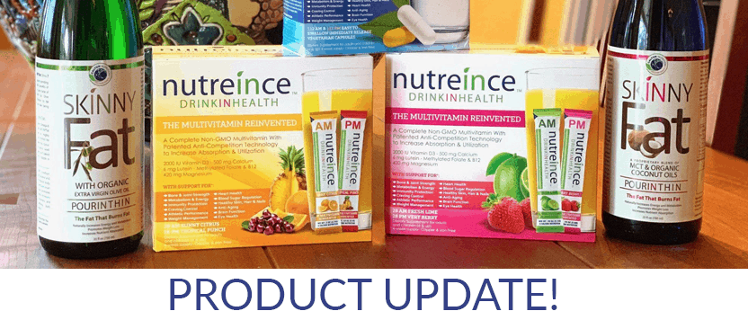 Calton Nutrition Product Update
