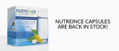 Nutreince Update