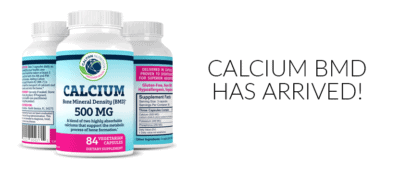 Our new product Calcium BMD has arrived!